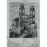 M.C. Escher - World's Smallest Waterfall 1000 Piece Jigsaw Puzzle