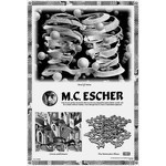 M.C. Escher - Collection II 1000 Piece Jigsaw Puzzle