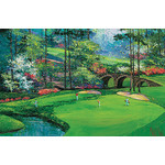Mark King - Azalea in Augusta 1000 Piece Jigsaw Puzzle
