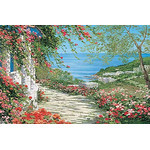Liliana Frasca - Santa Eulalia 1000 Piece Jigsaw Puzzle