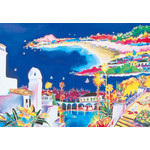 Jennifer Markes - Mediterraneo 500 Small Piece Neo Crystal Jigsaw Puzzle