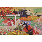 The Tale of Genji - Japanese Design 1000 Piece Jigsaw Puzzle