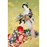 Twin Fortune - Japanese Design 1000 Piece Jigsaw Puzzle