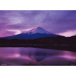 Scenes from Japan - Fuji at Dawn 1000 Small Piece Jigsaw Puzzle