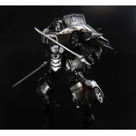 Transformers - Alternity - Megatron/Nissan Fairlady Z (Silver)