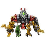 Transformers - Revenge of the Fallen - Devastator