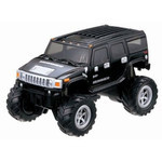 1/58 REALDRIVE nano - Hummer H2 (Black)