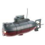 U-Diver - Radio Controlled Sub