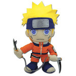 NARUTO - Naruto Uzumaki Plush (Kusari-Gama Version)