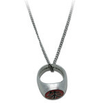 NARUTO - Itachi Uchiha Akatsuki Ring Necklace