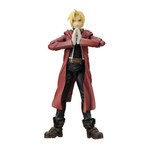 FULLMETAL ALCHEMIST - Edward Elric Action Figure (PLAY ARTS -KAI- Series)