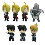 FULLMETAL ALCHEMIST - Chibi Voice (8 Random Boxes)