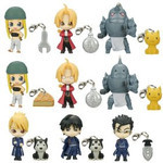 FULLMETAL ALCHEMIST - Mascot + Petit Item (10 Random Boxes)