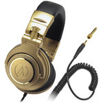 Audio-Technica ATH-PRO700 GD Audiophile Headphones (LIMITED PRODUCTION MODEL)