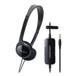 Audio-Technica ATH-P150TV BK Open Back Dynamic Headphones (Black)