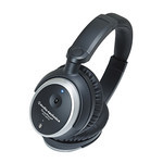 Audio-Technica ATH-ANC7b Active Noise-Canceling Headphones