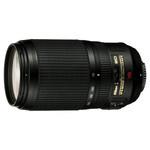 Nikon - AF-S VR Zoom Nikkor ED 70-300mm F4.5-F5.6G (IF)