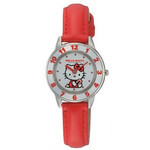 CITIZEN Q&Q - Hello Kitty Watch - VY51-131 (Red)