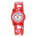 CITIZEN Q&Q - Hello Kitty Watch - VQ63-032 (Red)