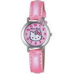 CITIZEN Q&Q - Hello Kitty Watch - VW23-030 (Pink)