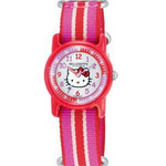 CITIZEN Q&Q - Hello Kitty Watch - VQ63-035 (Red)