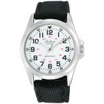 Citizen Q&Q - Falcon Military Watch VW86-850 (Black)