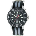 Citizen Q&Q - 10Bar Water Proof Sports Watch W348-322 (Black)