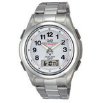 Citizen Q&Q - Solar  Watch MCS4-301 (White)