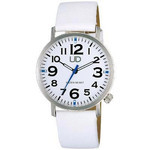 Citizen Q&amp;Q - Universal Design Ultra Light Watch W676-304 (White)