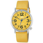 Citizen Q&Q - Universal Design Ultra Light Watch W676-315 (Yellow)