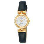 Citizen Q&Q - Black Ladies' Fashion Watch 6481-104