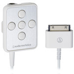 Audio-Technica AT-PHA30i Portable iPod Amplifier (White)
