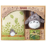 My Neighbor Totoro - Towel &amp; Plush Gift Set