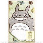 My Neighbor Totoro - Microfiber Half Blanket (Autumn Leaves)