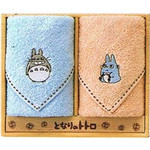 My Neighbor Totoro - Mini Towel Set  (Ototoro &amp; Chutotoro)
