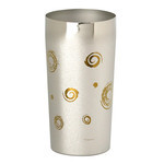 Titanium Double-Wall Tumbler - PREMIUM  (Vortex)