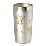 Titanium Double-Wall Tumbler - PREMIUM  (Fan)