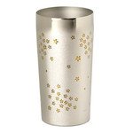 Titanium Double-Wall Tumbler - PREMIUM  (Sakura)