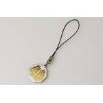 Titanium Cell Phone Strap - Samurai Insignias  (Date Masamune)