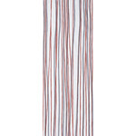 Wild Stripes - Tenugui (Japanese Multipurpose Hand Towel) - Crimson