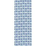 Origami Cranes - Tenugui (Japanese Multipurpose Hand Towel) - Cerulean
