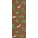 Bamboo Shoots - Mini Tenugui (Japanese Multipurpose Hand Towel)