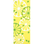 Lemon - Mini Tenugui (Japanese Multipurpose Hand Towel)