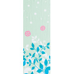 Bird - Mini Tenugui (Japanese Multipurpose Hand Towel)