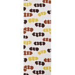 Chestnuts - Mini Tenugui (Japanese Multipurpose Hand Towel)