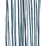 Wild Stripes - Mini Tenugui (Japanese Multipurpose Hand Towel) - Black