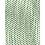 Deer Back - Mini Tenugui (Japanese Multipurpose Hand Towel) - Green