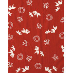 Goldfish - Mini Tenugui (Japanese Multipurpose Hand Towel) - Mother and Child
