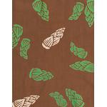 Bamboo Shoots - Mini Tenugui (Japanese Multipurpose Hand Towel)