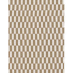 Arrows - Mini Tenugui (Japanese Multipurpose Hand Towel) - Beige